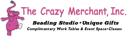 Logo The Crazy Merchant, Inc.