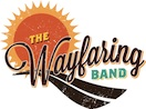 Wayfaring Band Logo - 4-Col - Distressed