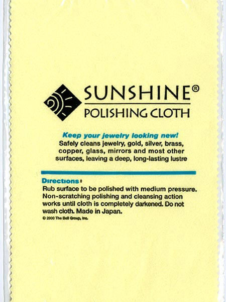 sunshine cloth pic